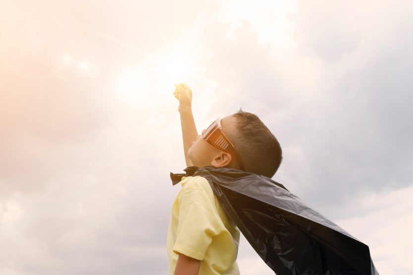 Super Hero Education